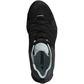 adidas TERREX AX2R GTX Outdoor Mid-Shoes Damen core black/ash green